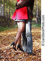 amor, otoño