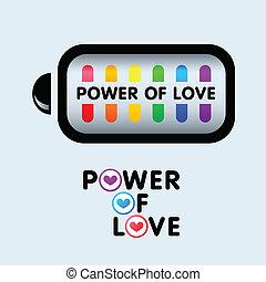 amor, poder