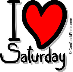 amor, sábado