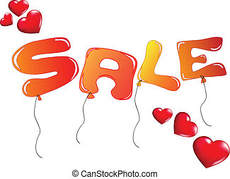 amor, sale...with
