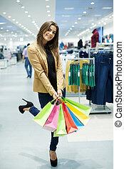 amor, shopping!