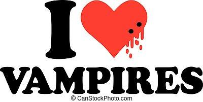 amor, vampiros