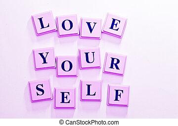 amor, yourself!