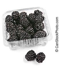 amora preta, fruta