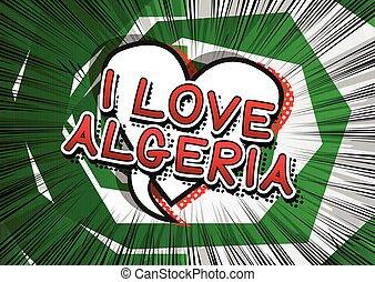 amore, algeria