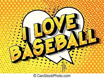 amore, baseball
