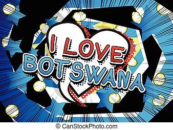 amore, botswana
