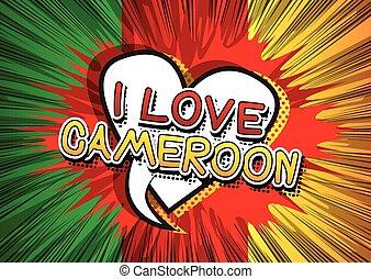 amore, camerun