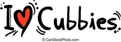 amore, cubbies