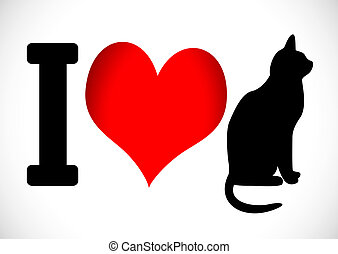 amore, gatto
