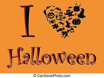 amore, halloween