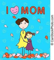 amore, mamma