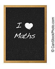 amore, maths.