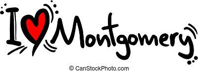 amore, montgomery