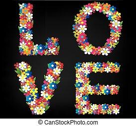 amore, parole
