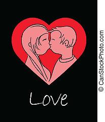 amore, scheda
