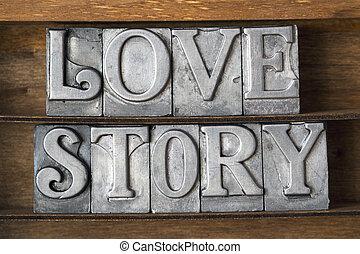 amore, storia