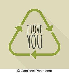 amore, testo, lungo, segno, riciclare, lei, uggia