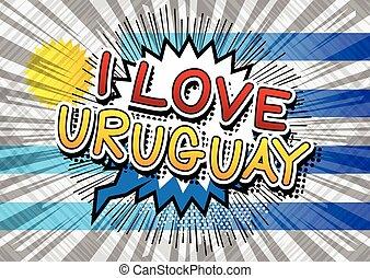 amore, uruguay