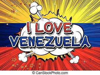 amore, venezuela