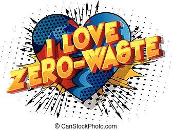 amore, zero-waste