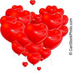 amoroso, corazón