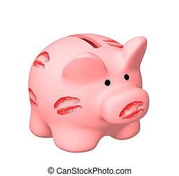 amour, argent