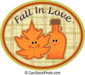 amour, automne