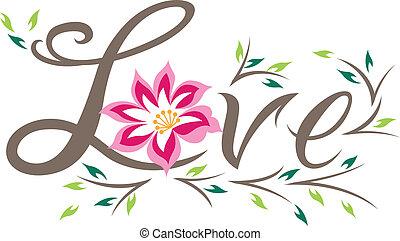 amour, concevoir élément