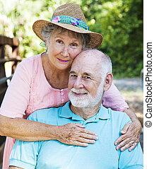 amour, couples aînés