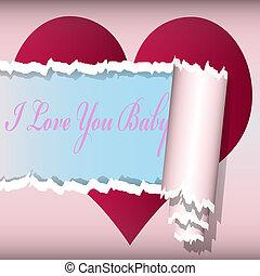 amour, déclaration