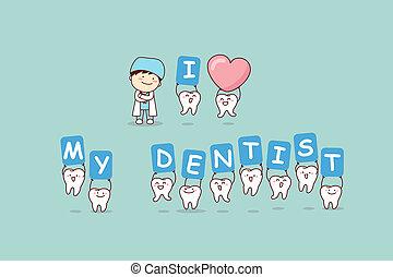 Amour, dentiste, mon