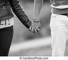 amour, et, amitié