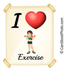 amour, exercice