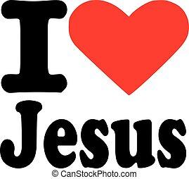 amour, jésus