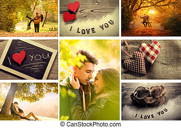 amour, montage