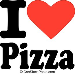 amour, pizza