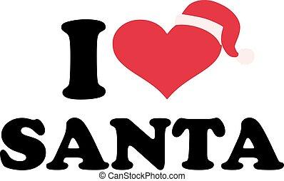 amour, santa