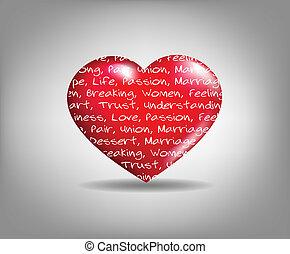 amour, sentiment