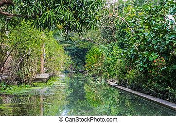 Amphawa bangkok backwaters Thailand - Amphawa Bangkok ...