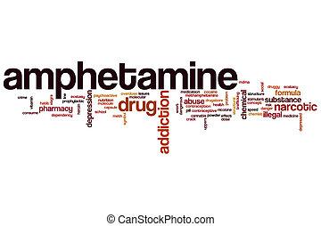 amphetamine, wort, wolke