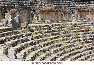 Amphitheater.