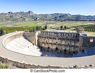 Amphitheater of Aspendos