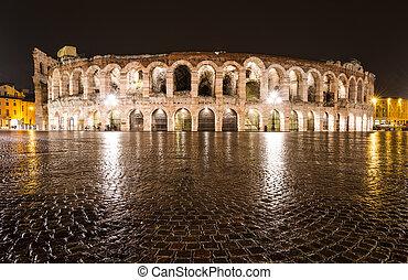 amphitheatre, イタリア, 活躍の舞台, verona