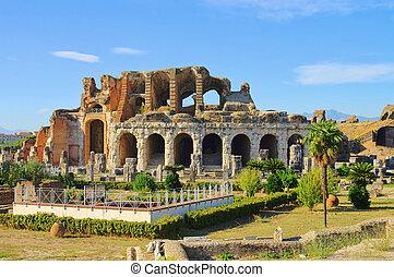 amphitheatre, capua