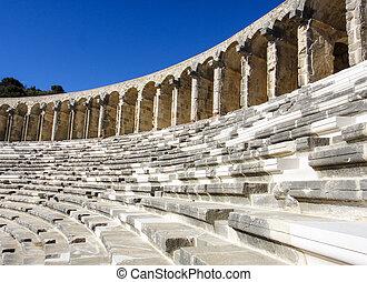 Amphitheatre in Asia