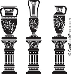 amphoras, kruik