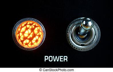 amplificador, painel