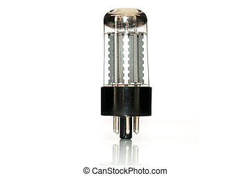 amplificateur, tube, rectifier, isolé