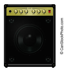 Amplifier Eleven - Guitar amplifier where all the dials go ...